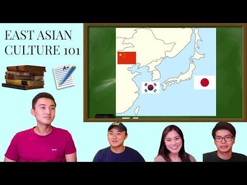 East Asian Cultures: A Glimpse on China, Korea & Japan