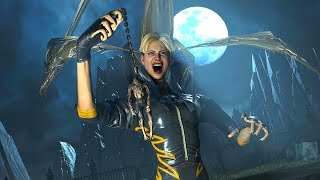 Injustice 2 - All Characters/Premier Skins Perform Scarecrow S…
