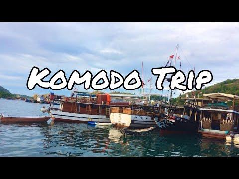 Tour Kapal 2D1N trip di Pulau Komodo, Rinca, Padar | Labuan Bajo - Flores