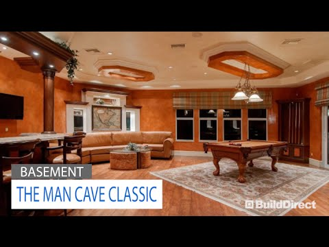 The Best Man Cave Ideas | Builddirect - Youtube