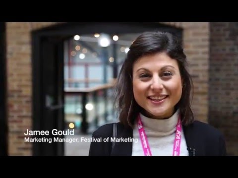 Festival of Marketing's Event App Success with Guidebook