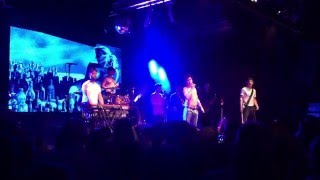 "Lukas Graham - ""Take the World By Storm"" (Live @ Highline Ballroom, NYC)"