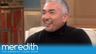 Cesar Millan Reveals The Secret To Training Your Dog  | The Meredith Vieira Show