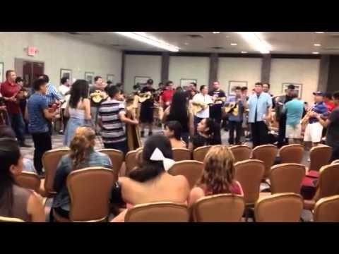 Mariachi Jam session in Albuquerque 2014!