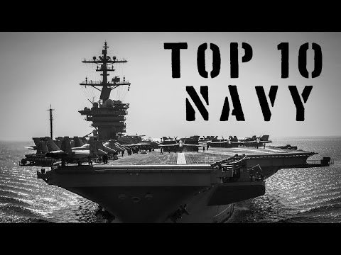 Top 10 Navies In The World 2017