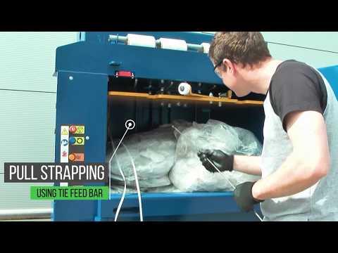 WastePac 100 Vertical Baler Operation Guide