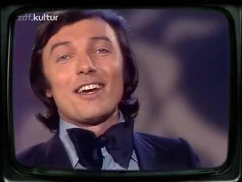 ZDF Starparade 1975 mit Rainer Holbe und dem Orchester James Last,