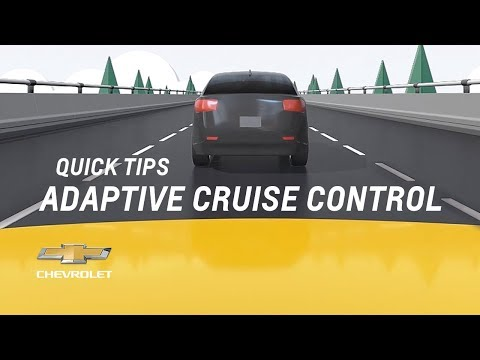 Quick Tips: What Is Adaptive Cruise...