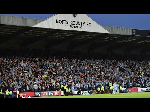 CLASSIC GAME   Notts County V Coventry City, 18th May 2018