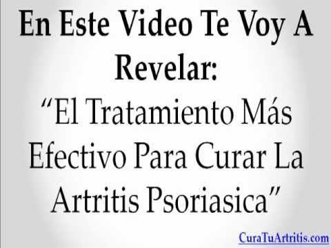 Artritis Psoriasica Tratamiento