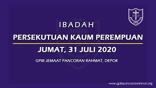Juli 31, 2020 - PKP - Pilih! Bulatkan Tekad Dan Setialah!
