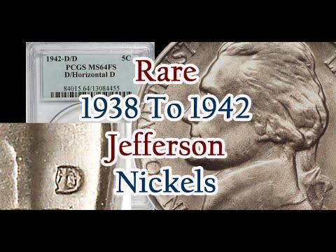 Jefferson Nickel Rpm