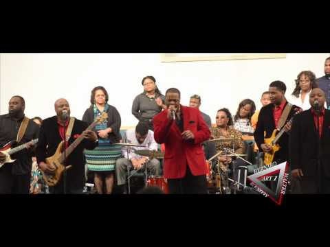"The Canton Spirituals,""Live In Memphis"""