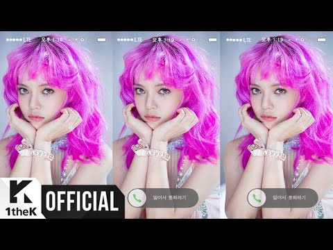 [Teaser] JIMIN(지민) (AOA) _ Hey MUSIC BEAUTY FILM