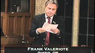 Frank speech to request an Emergency Debate on the Canadian Wheat Board