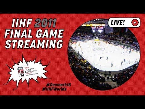 Historic #IIHFWorlds Finals: Sweden vs. Finland 2011