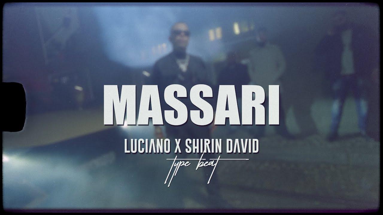 Massari   Luciano x Shirin David Hard Aggressive Dark Type Beat 2021   Bonzvy