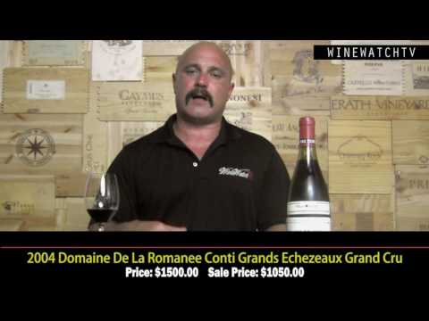 Domaine Romanee Conti Offering - click image for video