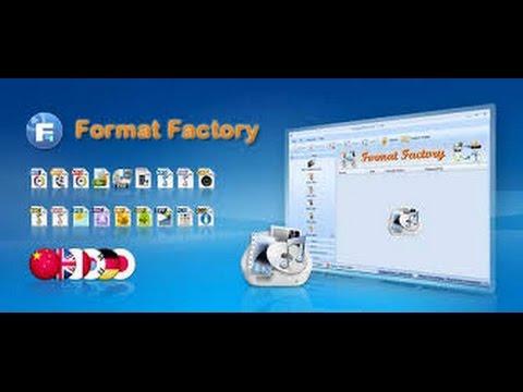 программа поменять формат видео