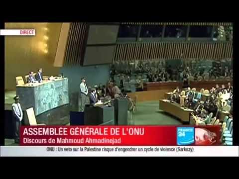 Dieudo Explique : Mahmoud Ahmadinejad Devant l'ONU
