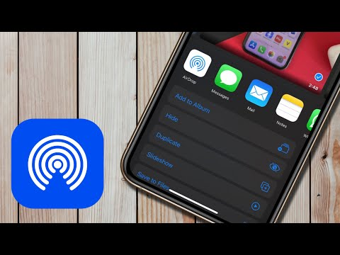 AirDrop   Fastest Way To Transfer & Send Photos Between iPhone iPad All iOS
