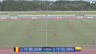 2019 DAY2 SBS CUP International Youth Soccer (1st)