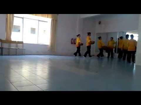 ngày mùa -nhóm múa 3 -k6b ĐH sư phạm nghệ thuật tw