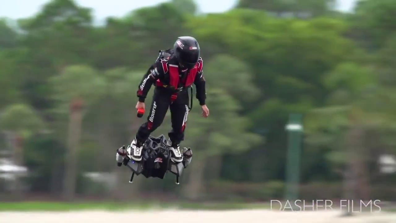 Mar 15, 2017. The man who invented the flyboard air has been barred from flying his jet powered hoverboard in france, sparking a debate over the country's.