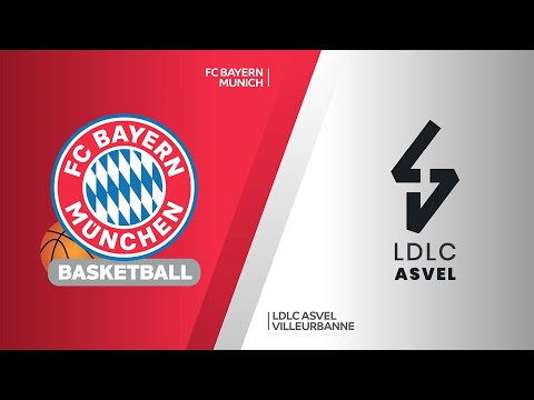 FC Bayern Munich - LDLC ASVEL Villeurbanne Highlights | Turkish Airlines EuroLeague, RS Round 13