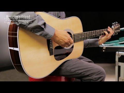 Martin Standard Series HD-28 Standard Dreadnought Acoustic Guitar