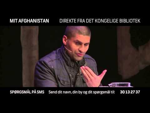 My Afghanistan; Live Debat