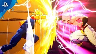 Dragon Ball Z: Kakarot | Gameplay Video n°4 | PS4