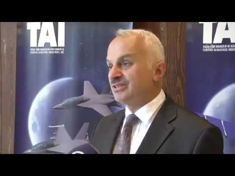 TAI | TUSAŞ Genel Müdürü Doç. Dr. Temel Kotil ile HÜRJET Projesi Röportajı (27.09.2017)