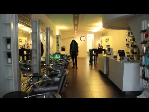 Klapstoel - X perience Hair studio commercial