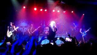 Queensryche - Suite Sister Mary /w Pamela Moore - Multi Cam - Seattle, WA 6/26/13