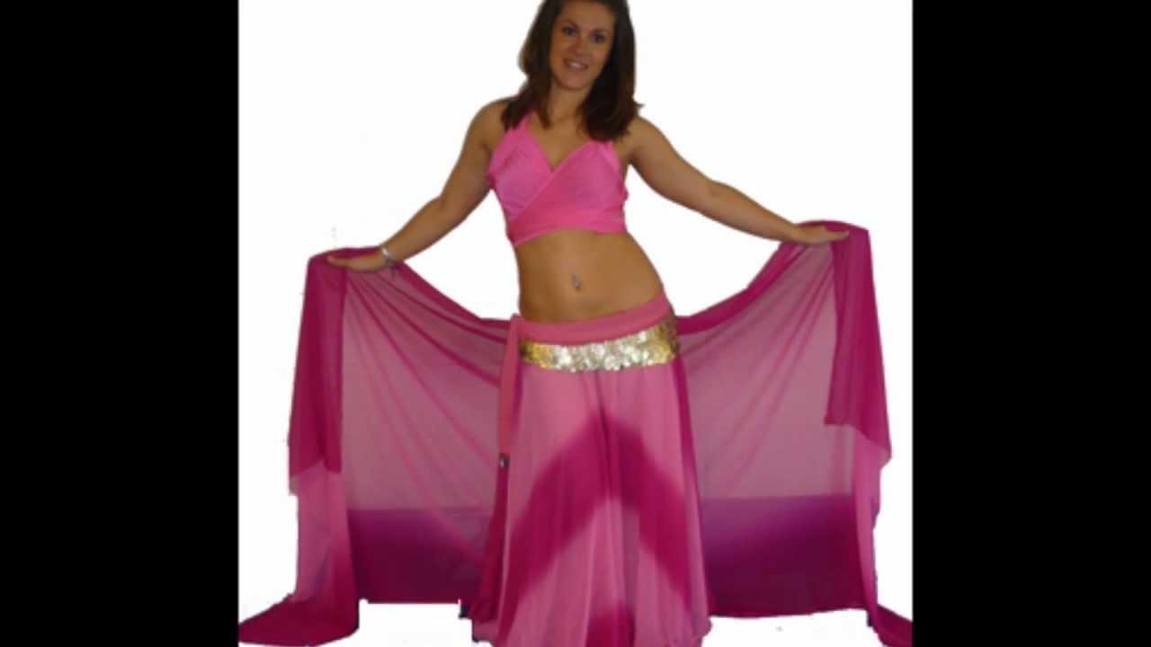 Ropa danza del Vientre Trajes Danza Oriental - YouTube