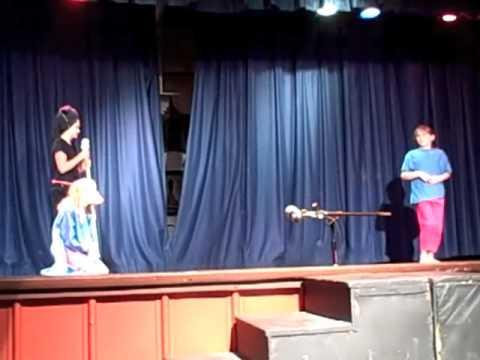 Aladdin -- The Musical! Part: 1/7