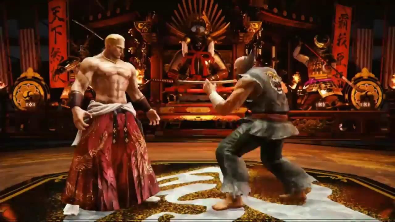 Tekken 7 Geese Howard Reveal Trailer Dlc Character Youtube