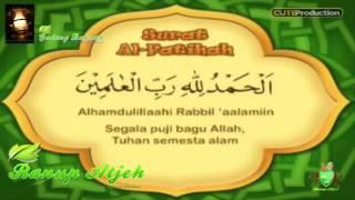 Pendidikan Islami - Rukun Shalat