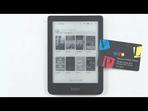 How To Use Overdrive On A Kobo E-reader