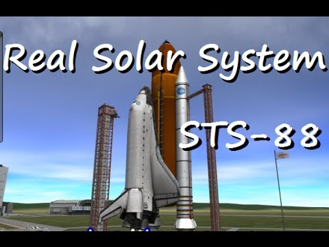 Unity / Real Solar System / Kerbal Space Program 0.23.5