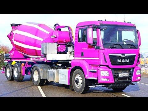 Truck Molen Pink - Lagu Anak