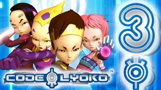 ✪ Code Lyoko: Quest for Infinity Walkthrough Part 3 (Wii, PS2, PSP) ✪