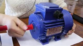 Электродвигатель АИР 63 А4 обзор