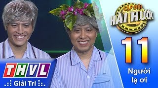 THVL   Cặp đôi hài hước Mùa 2 – Tập 11[6]: Một thời để nhớ - Võ Tấn Phát, Akira Phan