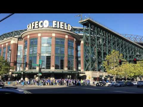 visit to Safeco Field