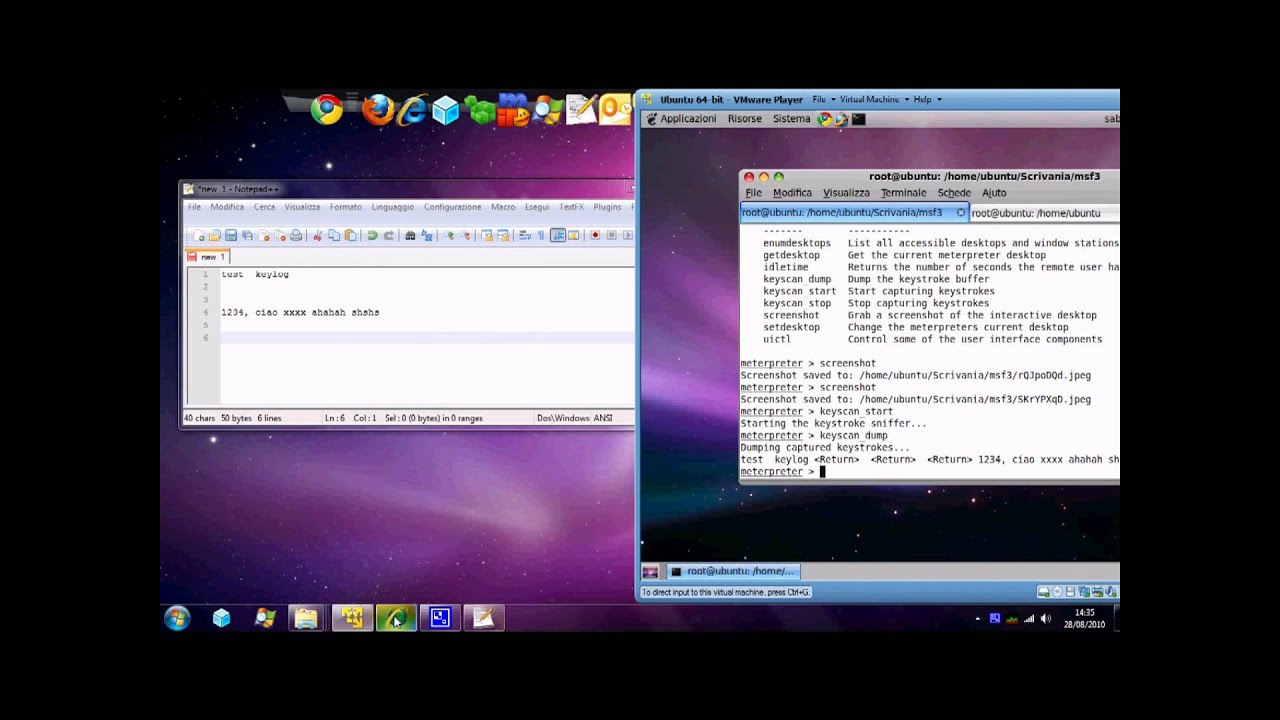 Metasploit ShortCut icon DLL loader execute remote code