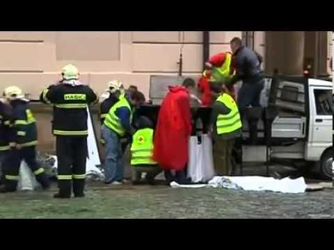 Flood waters from Czech dams bear down on Prague news