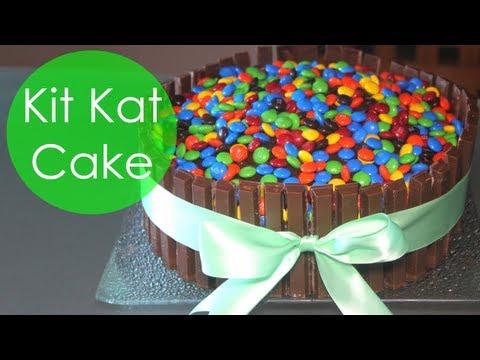 kit-kat-cake-with-m&m's