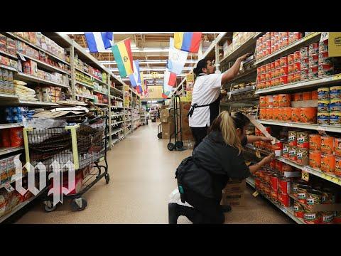 Coronavirus Is Wreaking Havoc On The Economy. It's Hitting Hispanic Workers Harder.